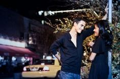 """Online dating is so common these days, regular dating is called """"offline dating."""" But is it safe to meet up with random prospects? A recent study by dating sites JDate and ChristianMingle found that most people think it's safer to meet online than at a ba Funny Dating Quotes, Flirting Quotes, Dating Memes, Senior Dating Sites, Dating Tips, Romantic Dates, Romantic Couples, How To Approach Women, Free Date Ideas"""