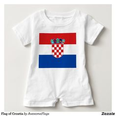 Flag of Croatia Shirt