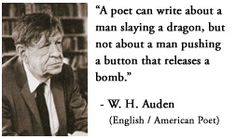 For more information about W. H. Auden: http://www.Dailyliteraryquote.com/dlq-literature-magazine/  Courtesy of http://www.DailyLiteraryQuote.com.  More quotes and social literary discussions at CulturalBook.com
