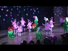 Pırlanta Anaokulu 2013-2014 yıl sonu gösterisi pır pır kelebekler rondu - YouTube