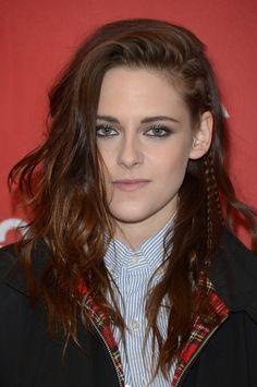 How to get mini braids like Kristen Stewart