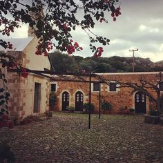 St. Kiriaki #monastery #chania Mansions, House Styles, Instagram, Home Decor, Decoration Home, Manor Houses, Room Decor, Villas, Mansion