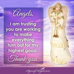 Way too often we think we know what is right for us and how to make that happen. Your Angels have a much better handle of this. Trust and allow them to their work for you. ~ Karen Borga, The Angel Lady