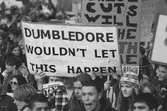 dumbledore wouldn't let that happen!