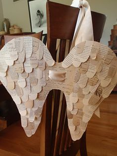 Maggie Bonanomi's Angel Wings...