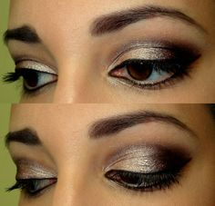 Check out: http://rachelshuchat.blogspot.ca/2012/04/bridal-look-sparkly-eyeshadow-and.html for more pictures.