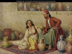 Francesco Ballesio (1860 – 1923) – Pintor Italiano_20