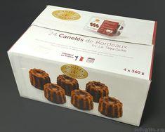 コストコでカヌレを買ってきました! 『Aquitaine Specialites カヌレ・ド・ボルドー』です! お値段『税込1780円』でした! Aquitaine Specialites カヌレ・ド・ボルドー こんな感 […] Aquitaine, Costco