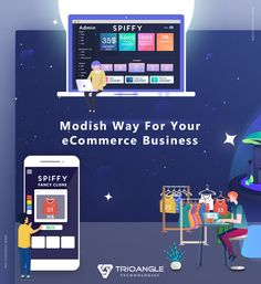 Experience the unblemished product to augment your e-commerce business and hit success with Trioangle's - Spiffy. E Commerce Business, Startups, Ecommerce, Script, Success, Fancy, Technology, Tech, Script Typeface