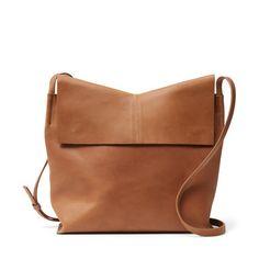 Väska i skinn, konjak Crocodiles, Christmas Wishes, Laptop Bag, Karl Lagerfeld, Moschino, Rebecca Minkoff, Leather Backpack, Bucket Bag, Clutches