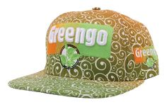 Greengo Cap by Lauren Rose | Grasscompany.com