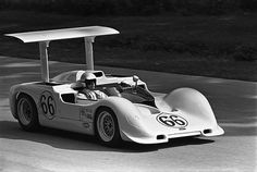 Jim Hall, Can-Am Chaparral 2G, Road America, 1967