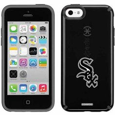 Chicago White Sox Sox Design on Apple iPhone 5c CandyShell Case by Speck