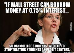 Stop treating college students as profit centers!