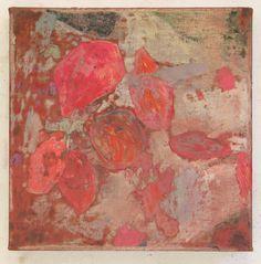 """Clare grill, Ette, 2012, oil on linen, 12"""" x 12"""""""