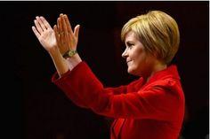 Nicola Sturgeon First Female Scotisch Prime minister