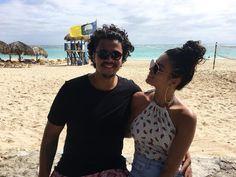 "Meu eterno ""Sim""  #honeymoon #puntacana #natheabner"