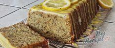 Velmi šťavnatý Milka koláček z hrnečku Czech Recipes, Sweets Cake, Sweet Recipes, Banana Bread, Food And Drink, Baking, Bread, Backen, Postres