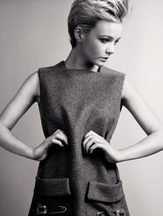 Carey Mulligan is wonderful.  Her style and acting abilities are A+.
