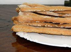 Denny Chef Blog: Grissini con farina integrale e semola