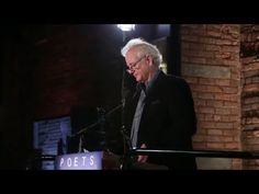 "2015: Bill Murray reads ""What the Mirror Said"" by Lucille Clifton 