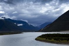 Sporadic reports on China's water diversion plans on the Yarlung Tsangpo, the upper stream of the Brahmaputra river, are invariably met with sustained overreactions in India. Brahmaputra River, Good Night Image, Fun Facts, Around The Worlds, India, China, Mountains, Water, Travel