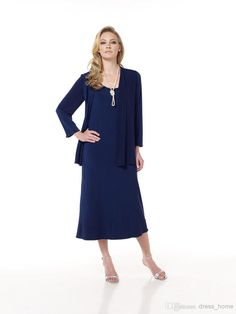 Cheap Mother of the Bride - Discount Long Sleeve Jacket Mother of the Bridal Dresses Online with $92.49/Piece | DHgate