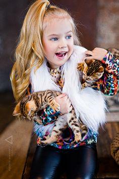Anastasia Orub (born May 15, 2008) Russian child model. Vladislava Eliseeva…