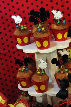 Mickey Mouse Birthday Party Ideas   Photo 1 of 23   Catch My Party