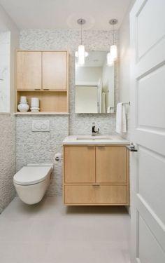 banheiro pequeno barato e bonito