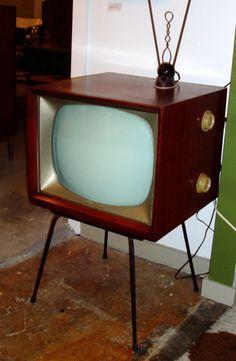 Muntz Tv 1959 21cp 3m 21 Quot Console Wood Mahogany