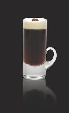 Cafe Pacifico ~ tequila, coffee liqueur, coffee, cinnamon, sugar, heavy cream