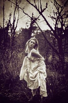 Lost girl in the woods. Creative photoshoot by Ellie Ellis Photgraphy, Stephy H modelling