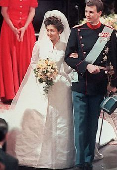 1st marriage of Prince Joachim of Denmark and Alexandra, Countess of Frederiksborg