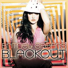 Britney Spears. Blackout.