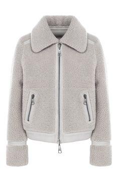 Fur Fashion, Sport Fashion, Winter Fashion, Fur Jacket, Shirt Jacket, Fur Coat Outfit, Summer Coats, Aviator Jackets, Jackets For Women