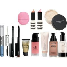 make up, need the blush and bronzing primer!!