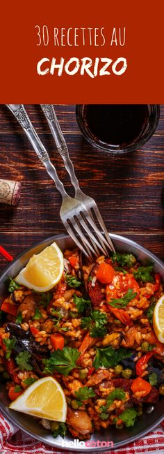 Cake, feuilleté, gratin... 30 recettes faciles au chorizo ! #recettes #cuisine #idéerecette #recettefacile #chorizo Portuguese Recipes, Food Cravings, Charcuterie, Ketogenic Diet, Brunch, Veggies, Food And Drink, Menu, Favorite Recipes