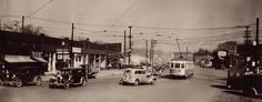9th and Keo looking North, 30's