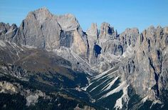 Rosengarten - Val di Fassa - Dolomiti - Italy