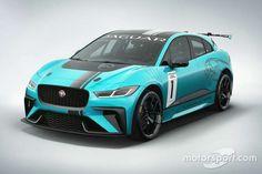 Jaguar I-PACE eTROPHY auto