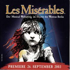 Les Misérables > 1988 Vienna Cast : CastAlbums.org