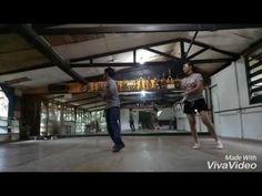 Vente Pa' Ca Line Dance - YouTube
