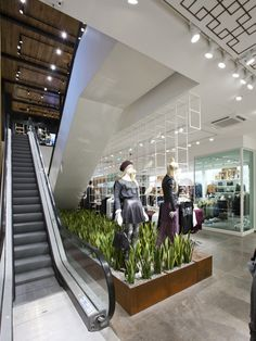 Vero Moda Flagship Store at Konigstrasse by Riis Retail Stuttgart Germany
