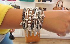 ChloBo Sterling Silver Bracelets ~ Stack Em High!