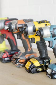 Impact Driver Comparison - 18V Cordless Reviews #thdprospective #sponsored @homedepot