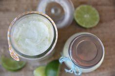 Coconut-Lime Sugar Scrub {Plus Printable!}