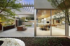 New Private Residence builder : DDB landscape : Nathan Burkett Design