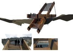 Quilotoa Crater Overlook « Landscape Architecture Works | Landezine