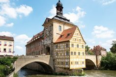 Altes Rathaus in Bamberg, Germany jigsaw puzzle